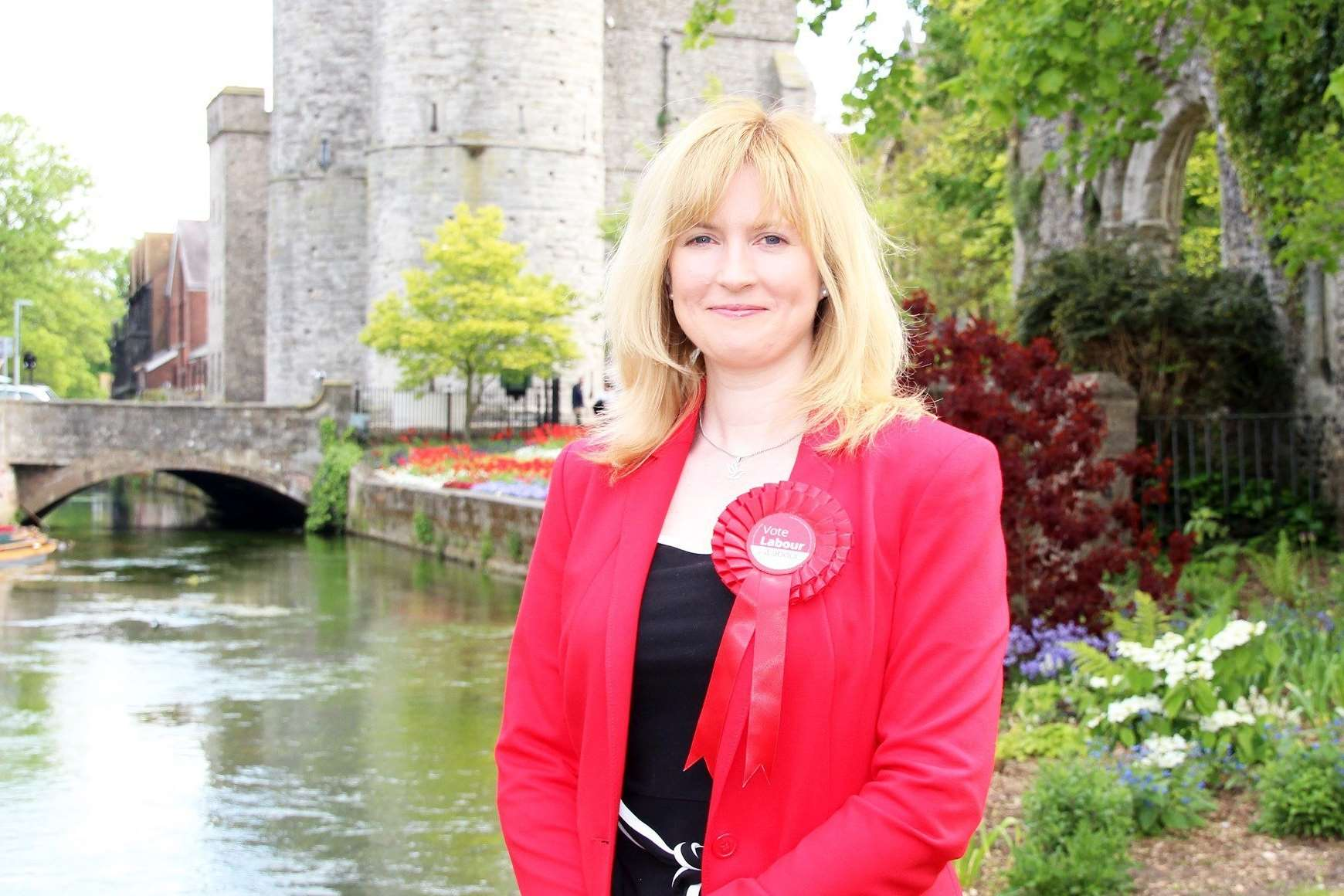 Canterbury and Whitstable Labour MP Rosie Duffield