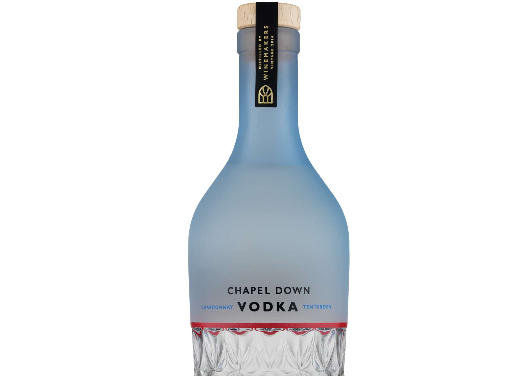 Chapel Down has launched Chardonnay Vodka