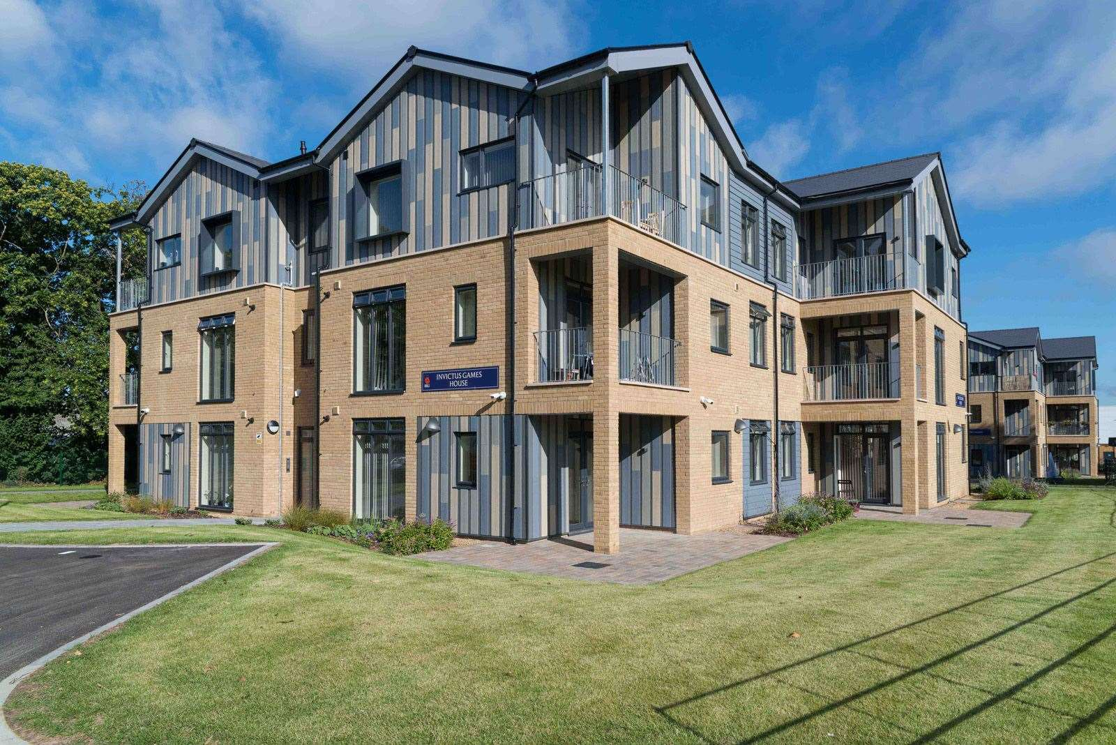 The Centenary Village provides specialised accommodation for ex-service personnel