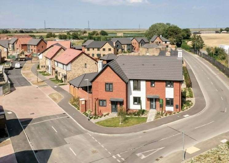Thousands of extra homes are set to be added to Faversham