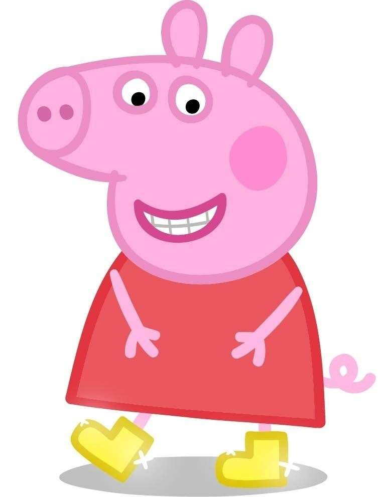Peppa will be at Groombridge Station