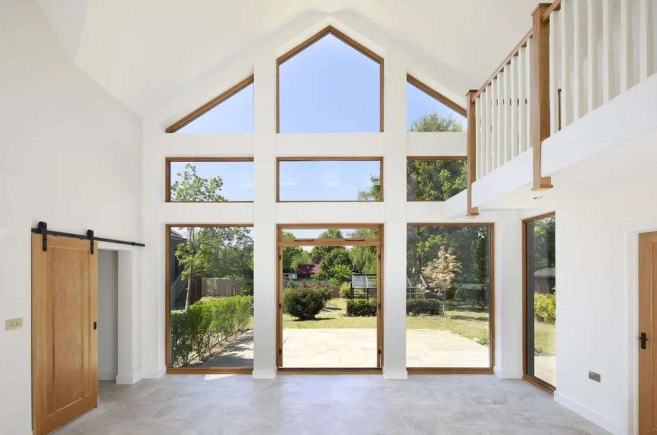 A look inside the newly-built property. Picture: Zoopla / Foundation Estate Agents