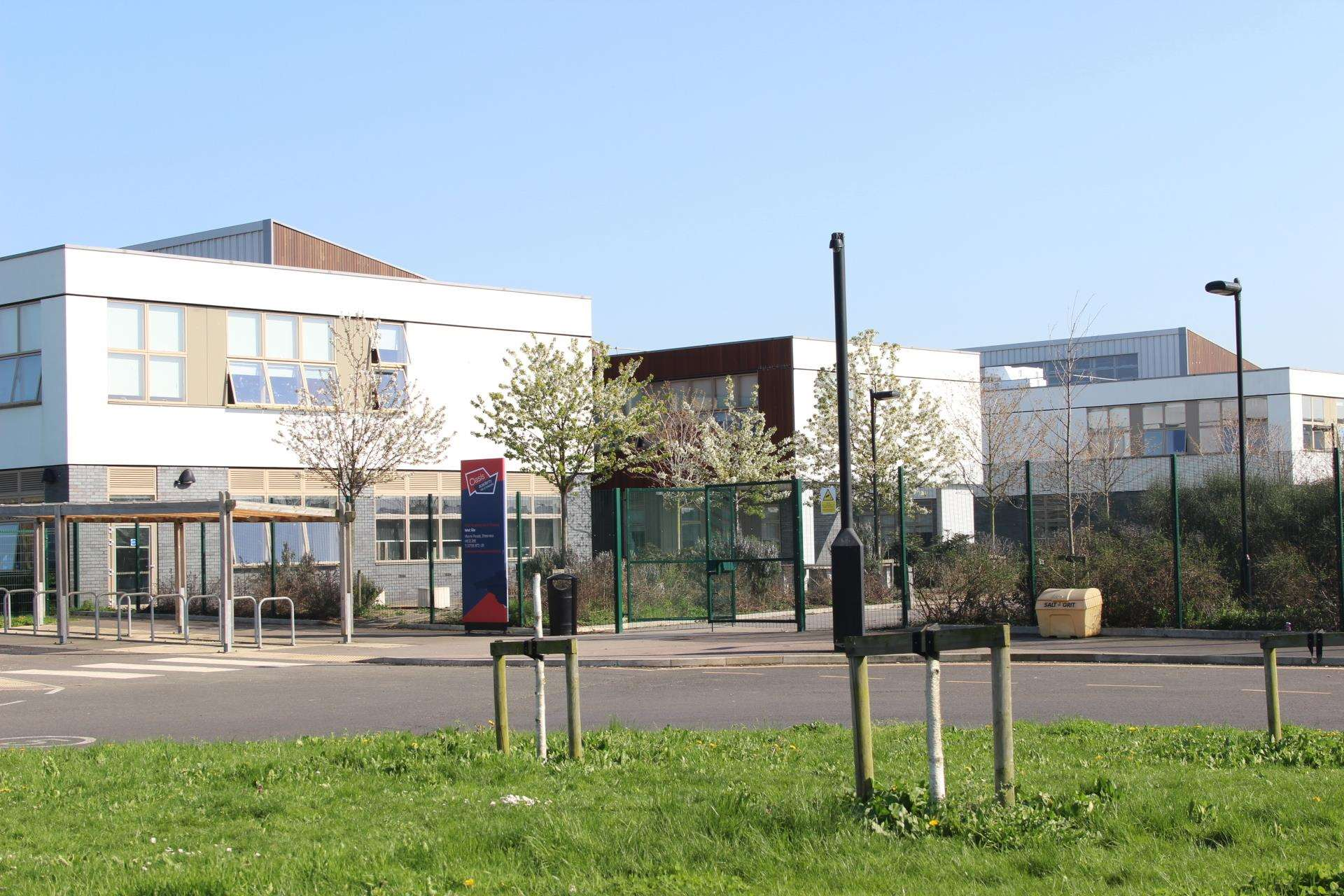 The Oasis Academy Isle of Sheppey Sheerness campus (1638588)