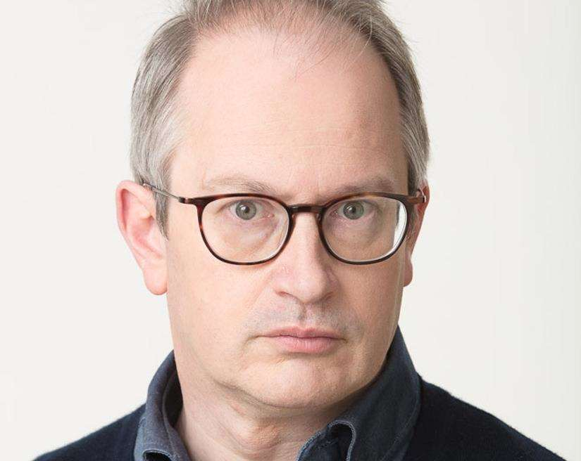 Robin Ince will be at Folkestone Book Festival