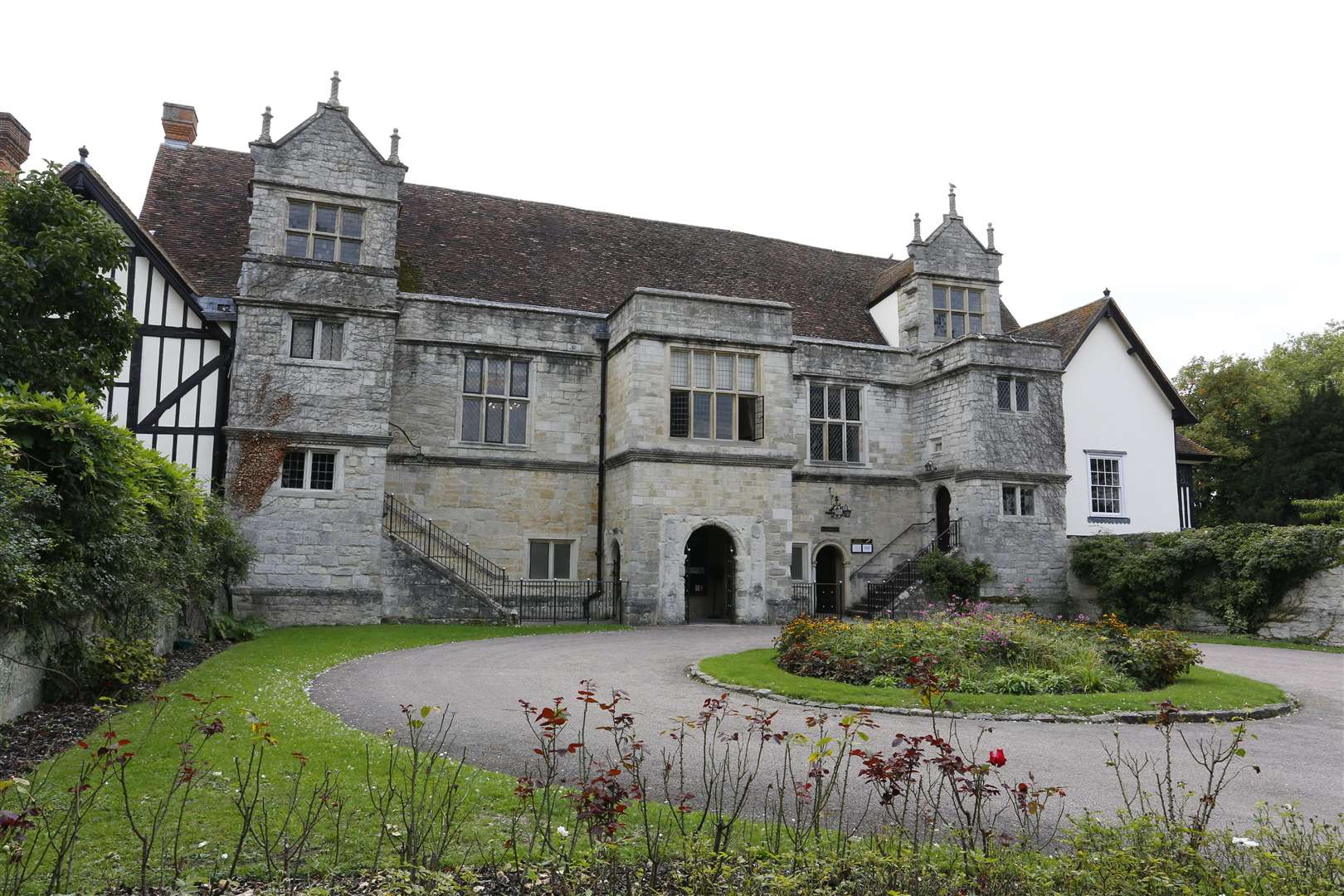 The inquest was heard at Archbishop's Palace in Maidstone