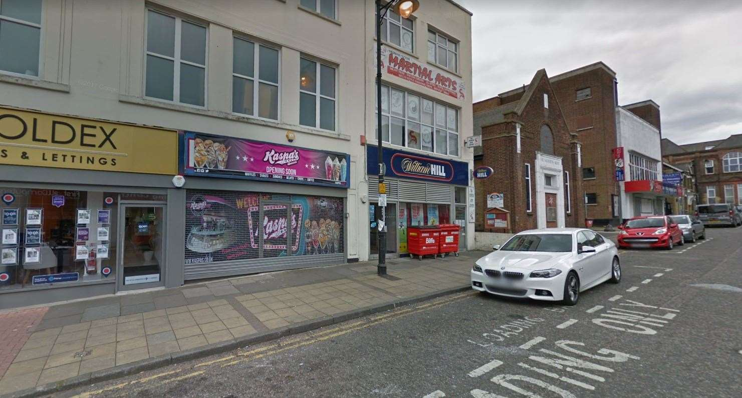 The application is for 52 Green Street, Gillingham. Picture: Google