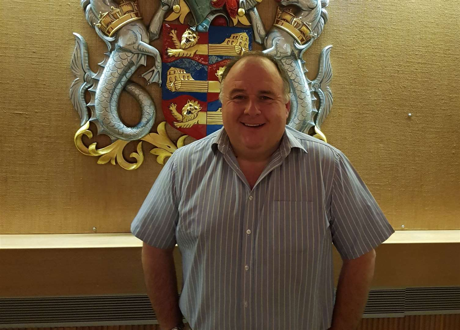 Cllr Kevin Mills. Picture: Dover district Labour group