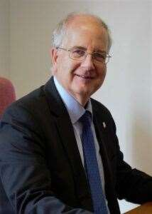 Cllr Michael Payne. Picture: Kent County Council