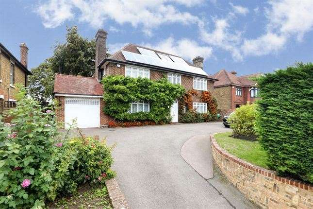 Four-bed detached house in London Road, Sittingbourne. Picture: Zoopla / Harrisons Residential