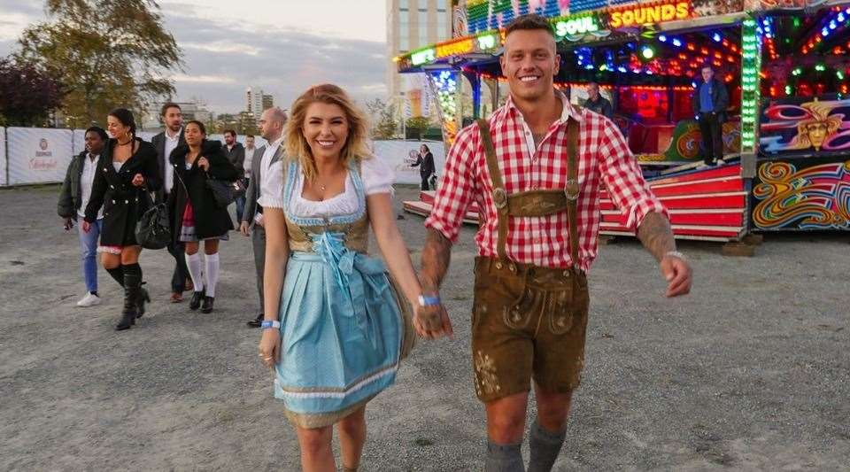 Tickets starting from just £10 have gone on sale for Doktoberfest London 2019 so grab your best lederhosen and head to the capital!