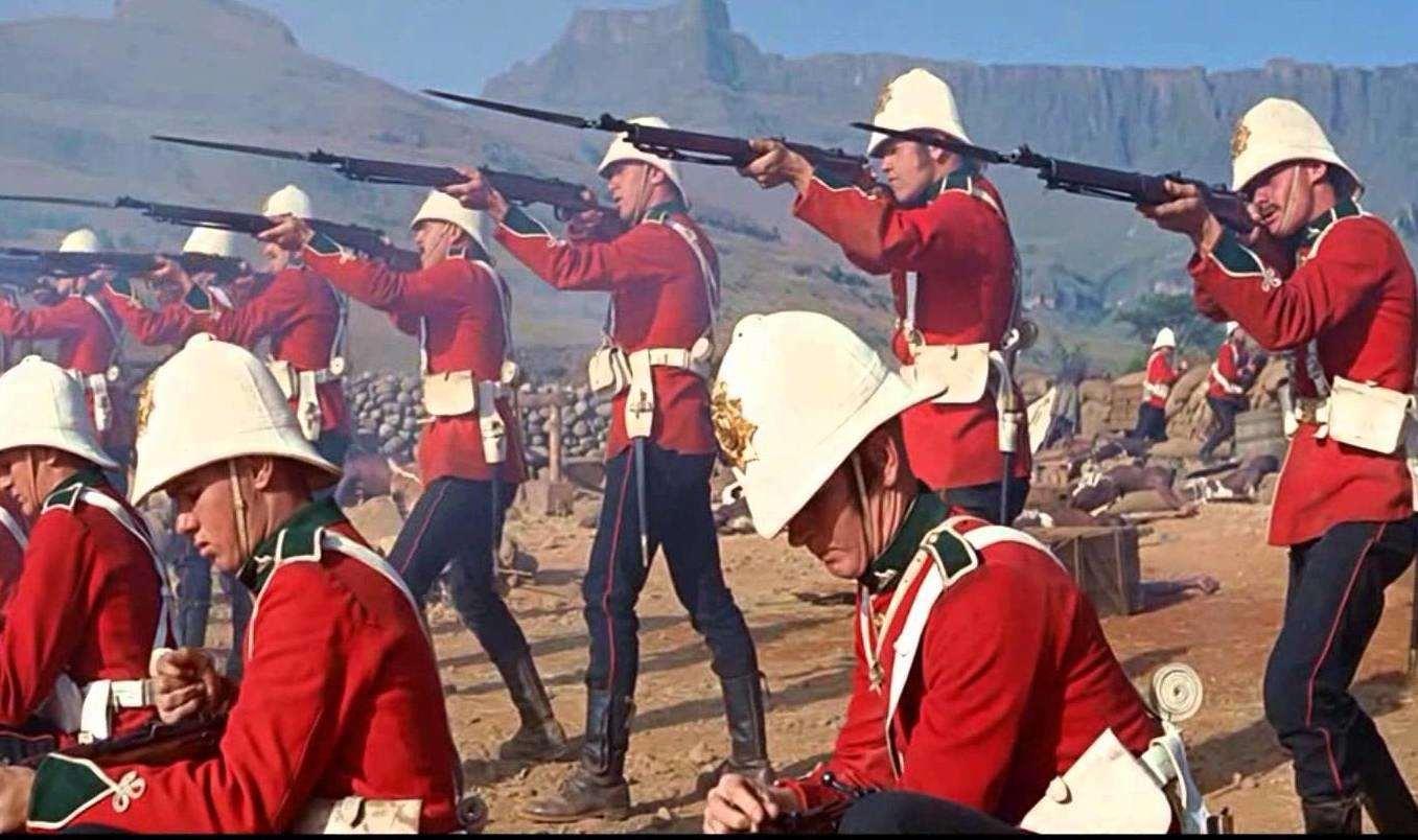 zulu film 1964