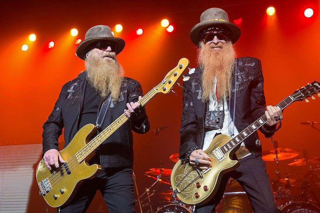 ZZ Top are among the headliners