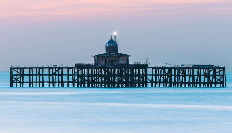 The Old Herne Bay Pier. Picture: Clare Edmonds, Herne Bay Photographic Club