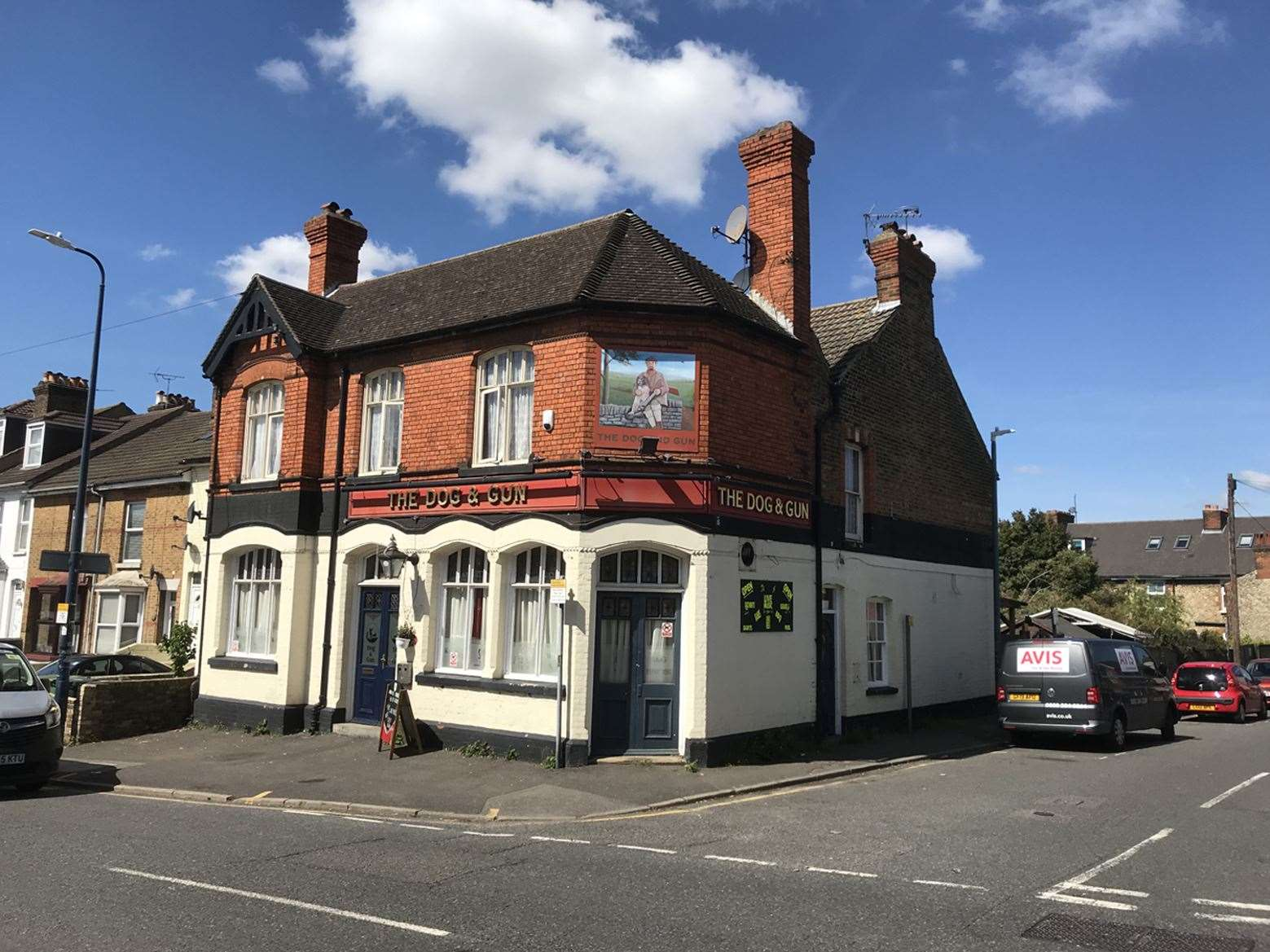 The Dog and Gun pub is up for sale (10801336)