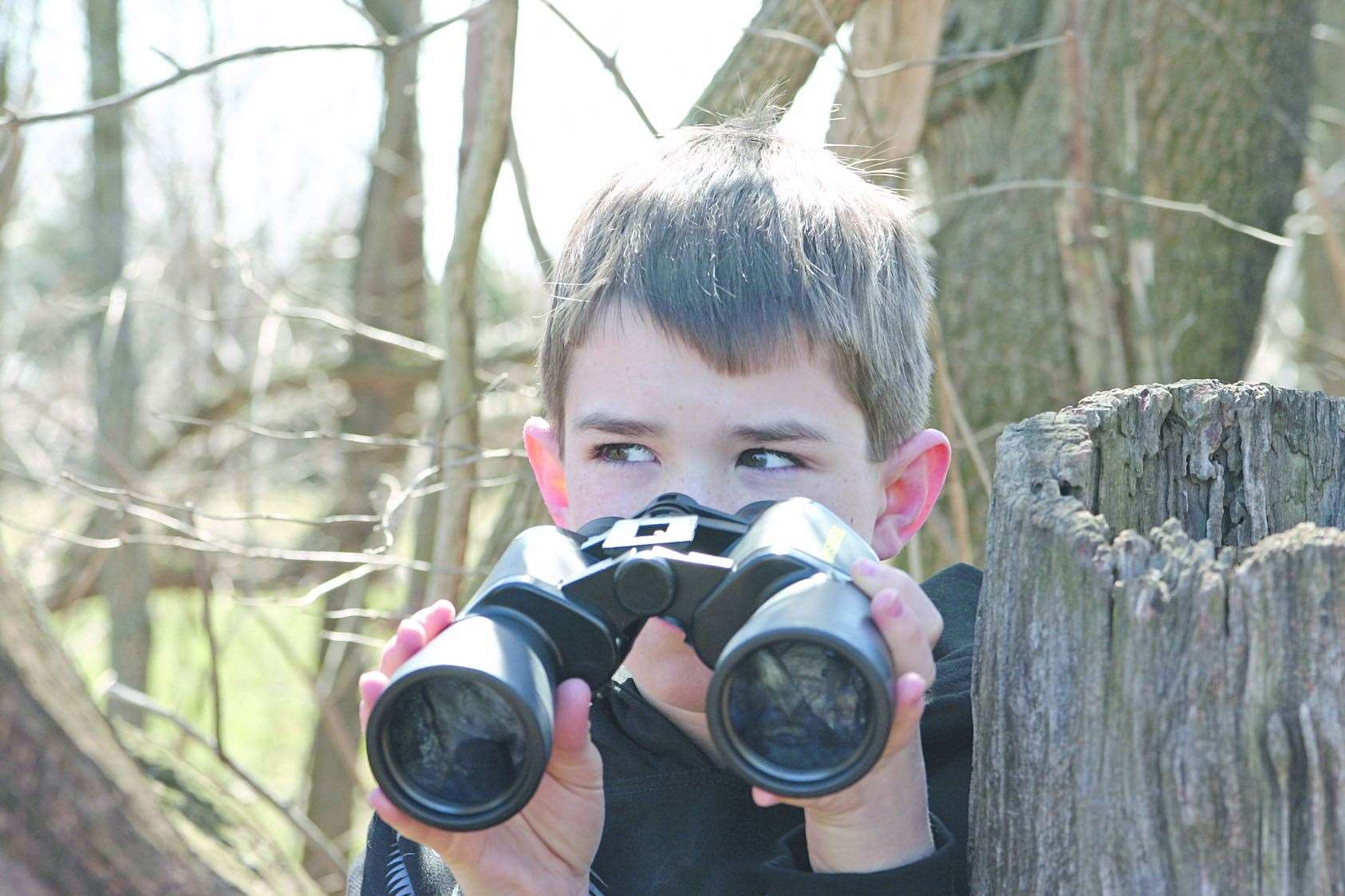 See what you can spy at Dover Castle this February half term