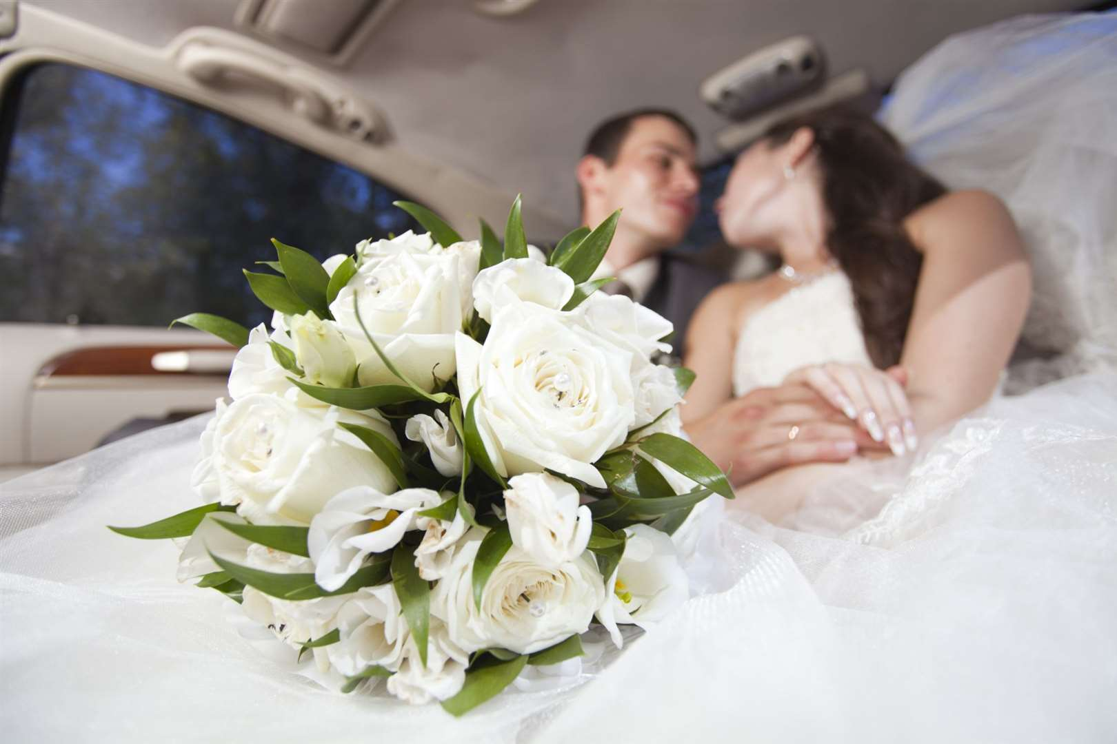 Just 15% of couples get married in a religious ceremony in Medway