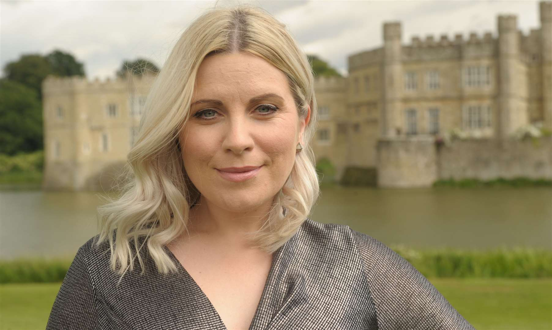 Louise Dearman is returning to Leeds Castle for the Classical Concert Picture: Steve Crispe