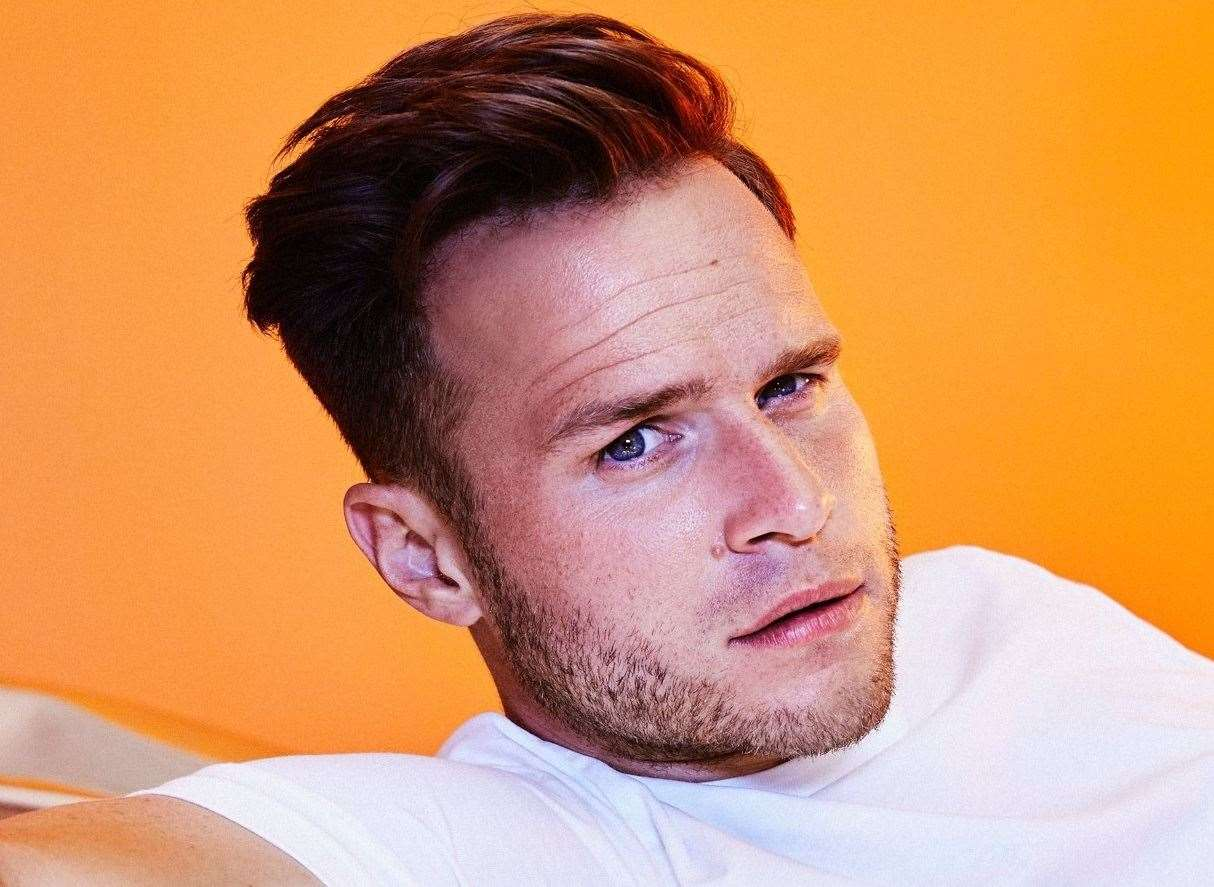 Olly Murs on kmfm Breakfast