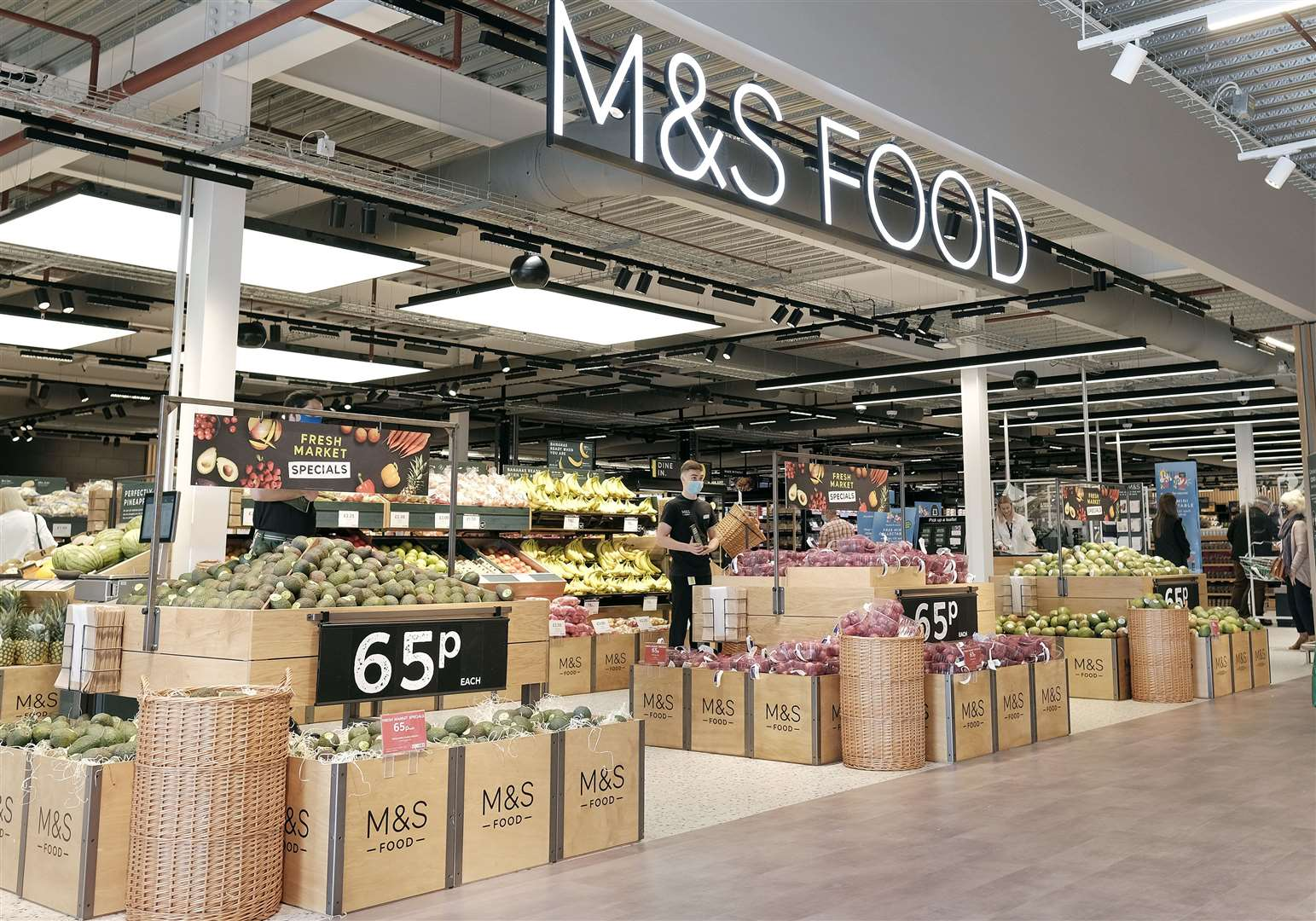 The Maidstone store is expected to look very similar to this new outlet in Nottingham