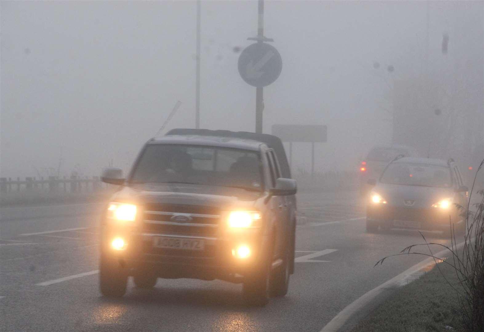 Freezing fog warning - Kent Online
