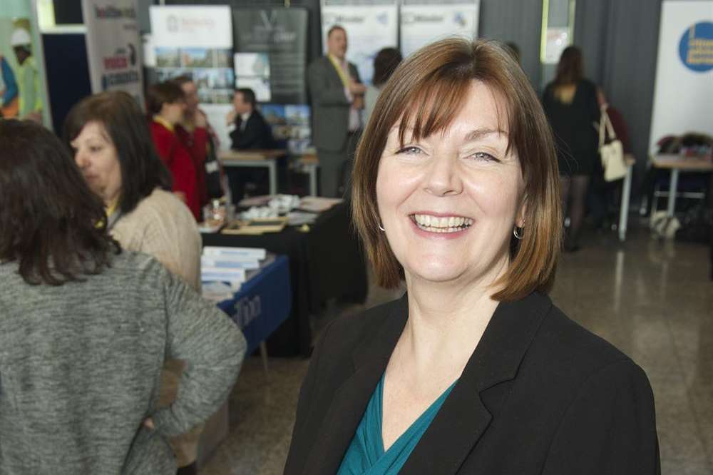 Sue McLeod was appointed as principal of the College last September