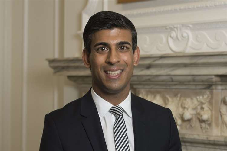 Chancellor Rishi Sunak praised the firm's job creation initiative