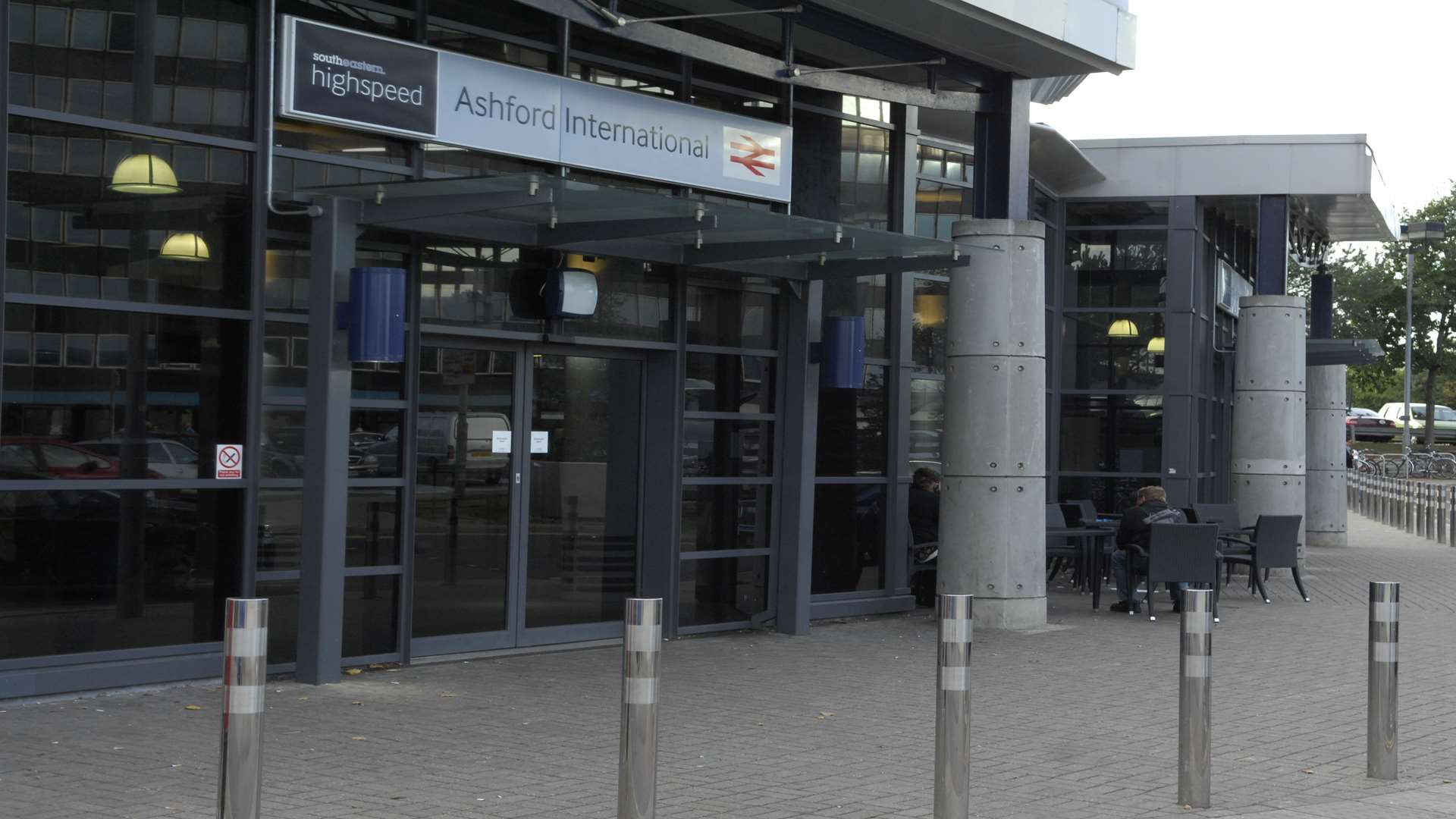 Ashford International Station