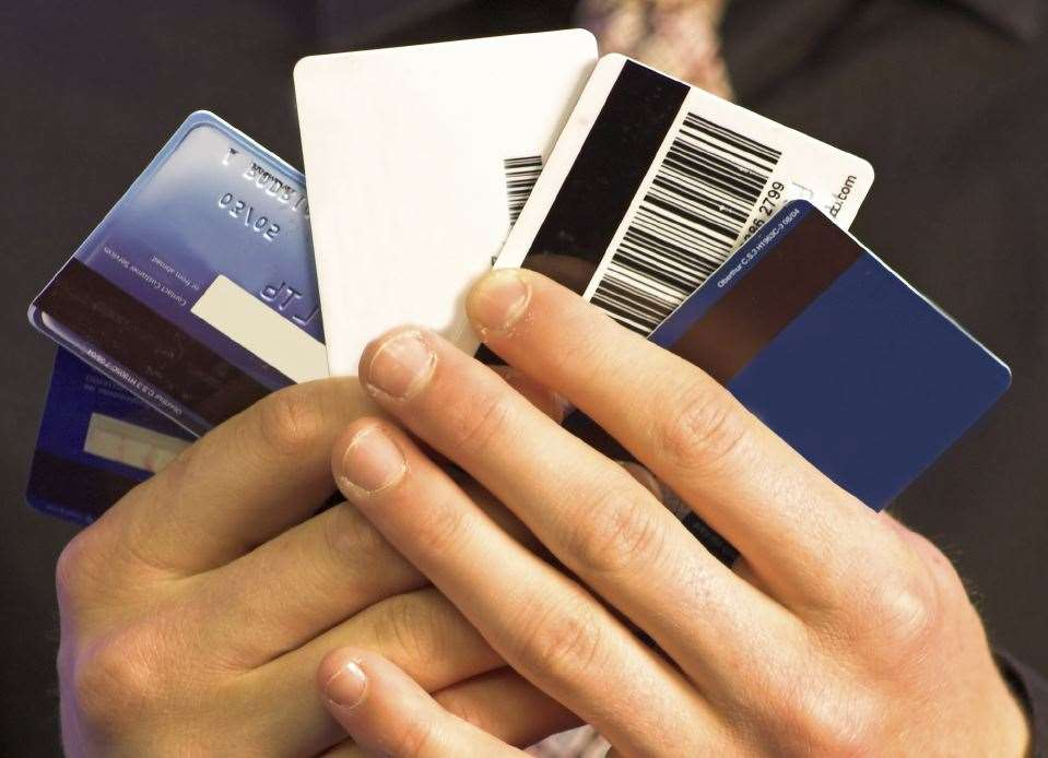 The burglar is alleged to have used the cards in the wallet to make fraudulent transactions