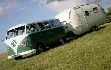 Caravan holidays are taking off in Kent!