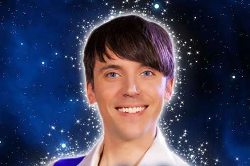 Ed Petrie will be in Sevenoaks for panto