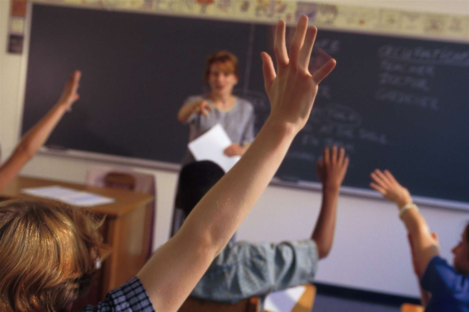 Primary school pupils at Valley Invicta in Aylesford have been sent home. Picture: Thinkstock
