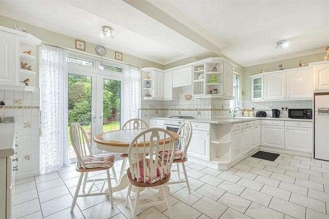 The kitchen area. Picture: Zoopla / Hunters