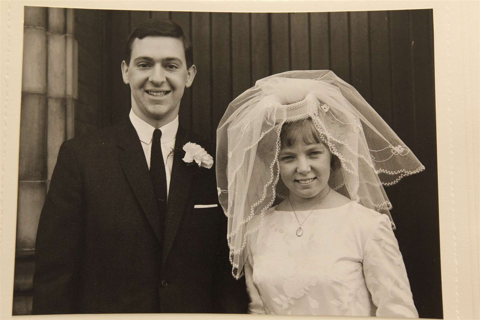 Mike And Pamela Brown Of Eastchurch Celebrate Golden Wedding