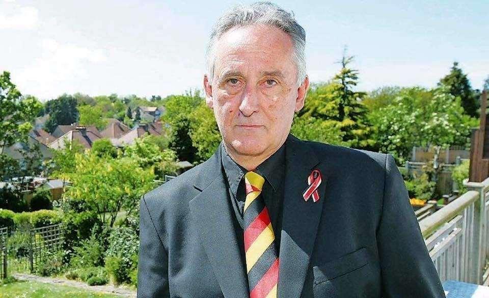 Blood transfusion victim Steve Dymond dies