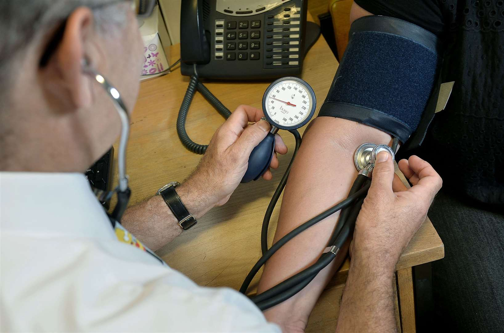 Demand for GP appointments rise to pre-lockdown levels Picture: Radar Ai