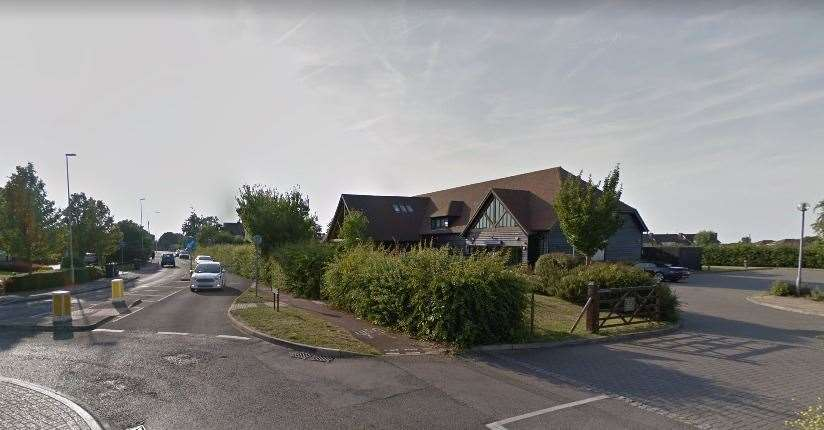 Beltinge and Reculver Surgery in Reculver Road. Picture: Google (12139503)