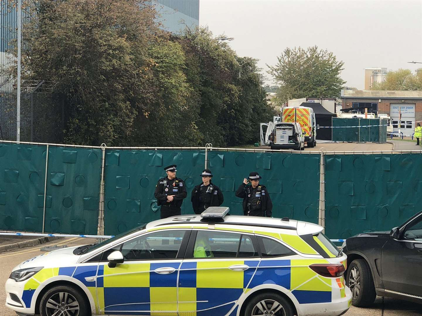 Police have launched a murder investigation. Picture: UKNIP