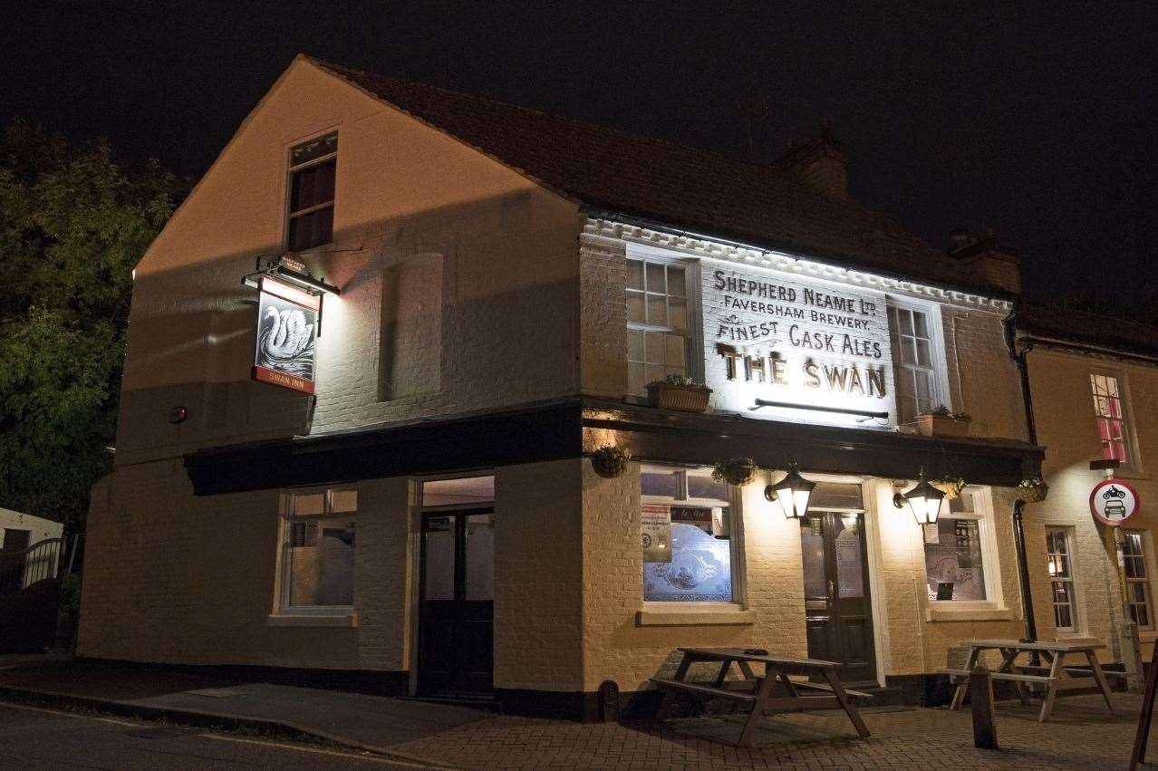 Shepherd Neame will close The Swan in Maidstone and sell it at auction in September