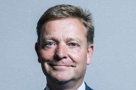 Craig Mackinlay - UK Parliament official portraits 2017. (14173744)
