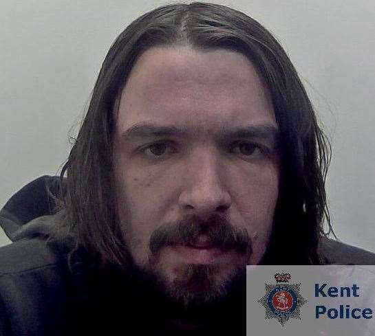 Callum Stewart tried to rob Seasalter Post Office with a water gun. Picture: Kent Police