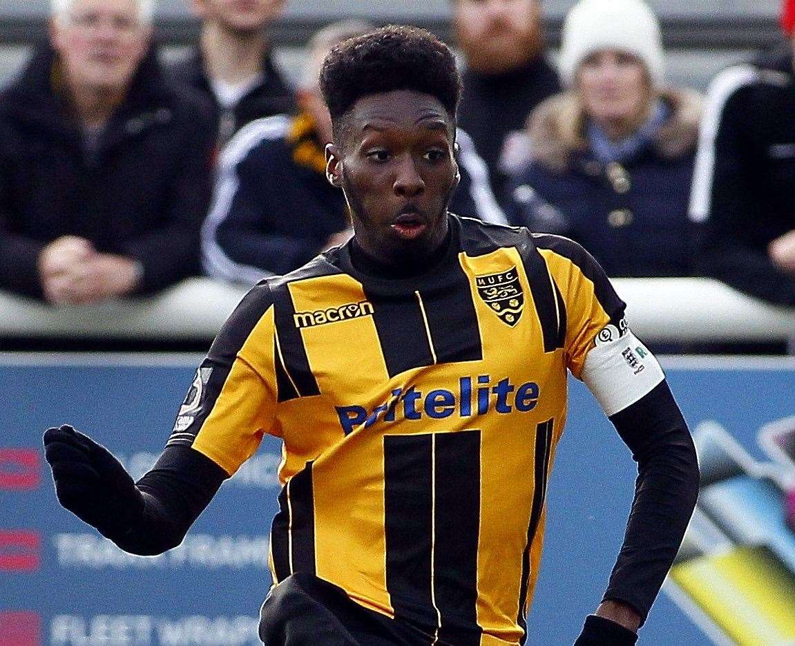 Blair Turgott has joined Ostersunds Picture: Sean Aidan