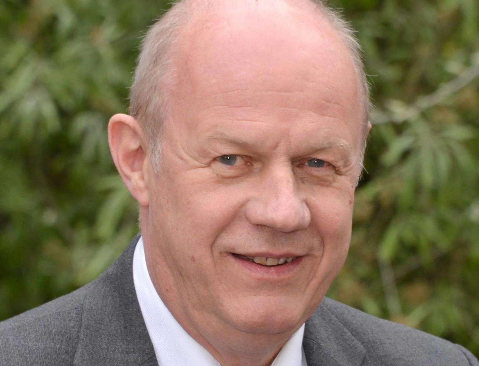 Ashford MP Damian Green revealed he is paid £1,000 a month by the Mail on Sunday