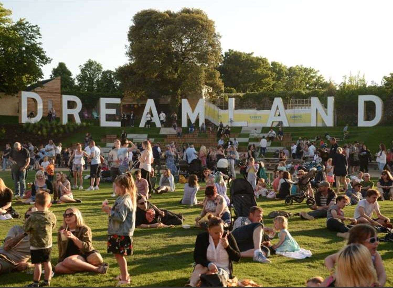 Summer events are helping to secure Dreamland's future.