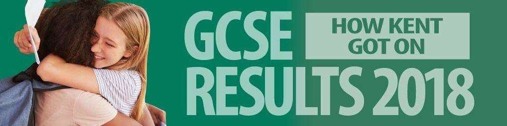 Pupils in Kent get their results today