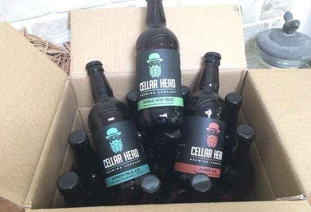 Cellar Head, a mixed case of 12 500ml bottles costs £33