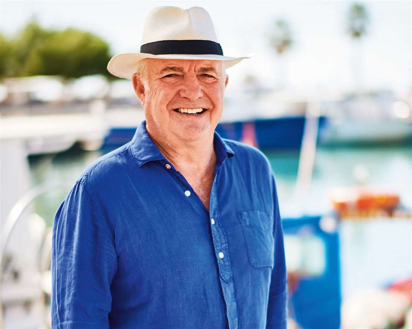 Rick Stein will be cooking for visitors to the Alfresco Drive-in Theatre at the Hop Farm