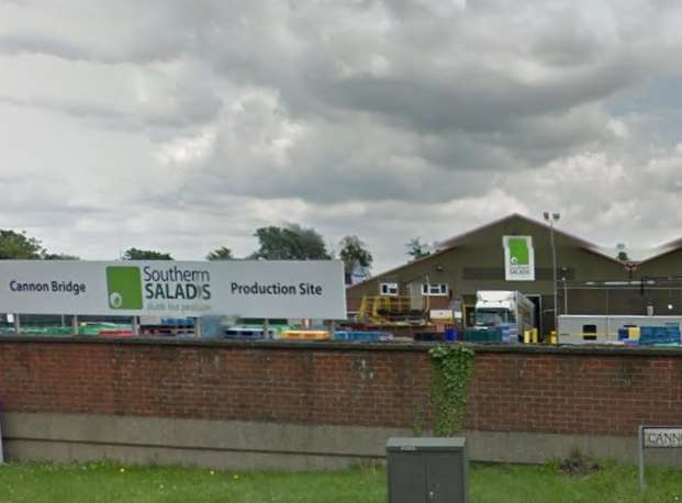 Southern Salads is based in Tonbridge. Picture: Instant Street View