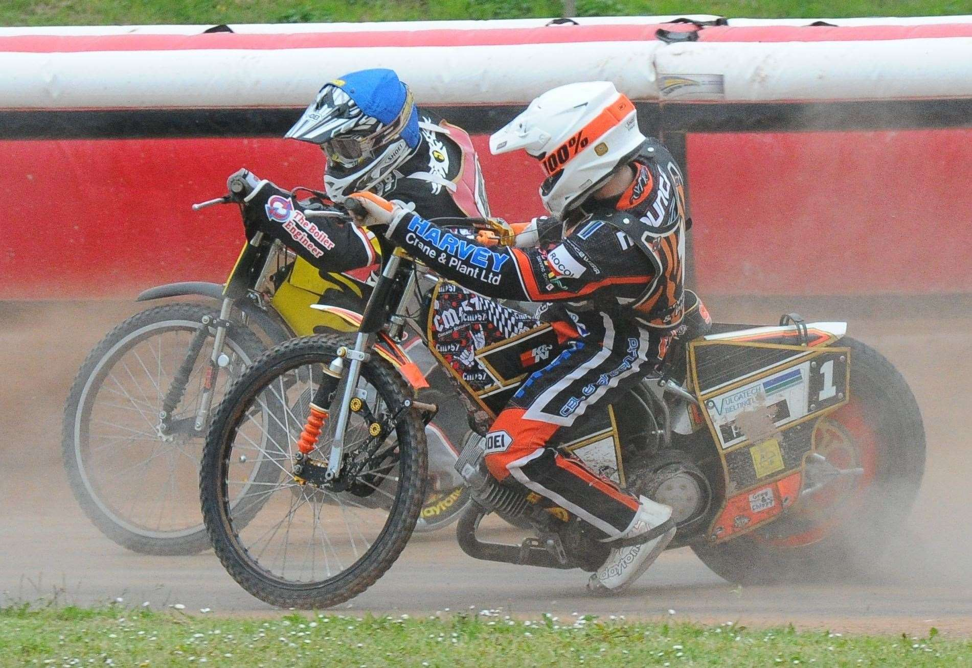 Speedway fans can watch the Kent Kings taking on Mildenhall in 2016 online tonight