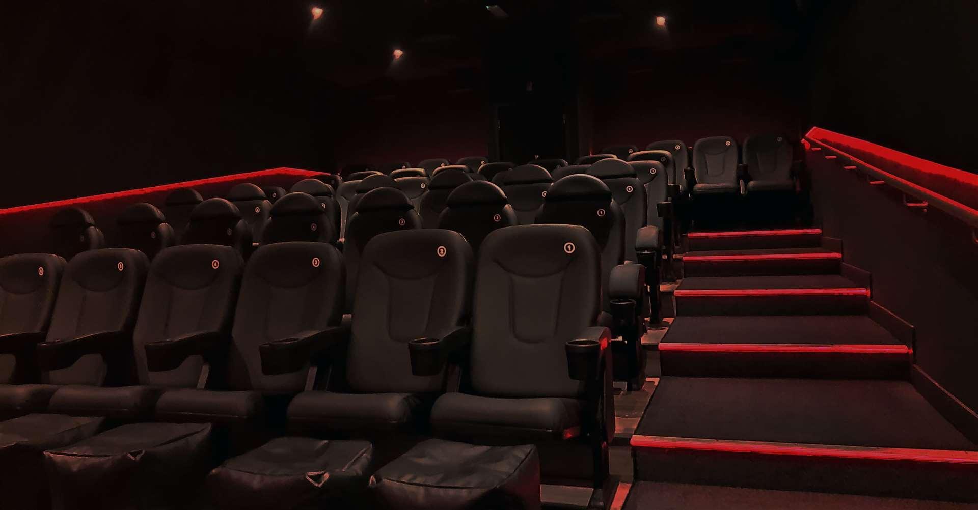 Cinemarsh opens in two weeks