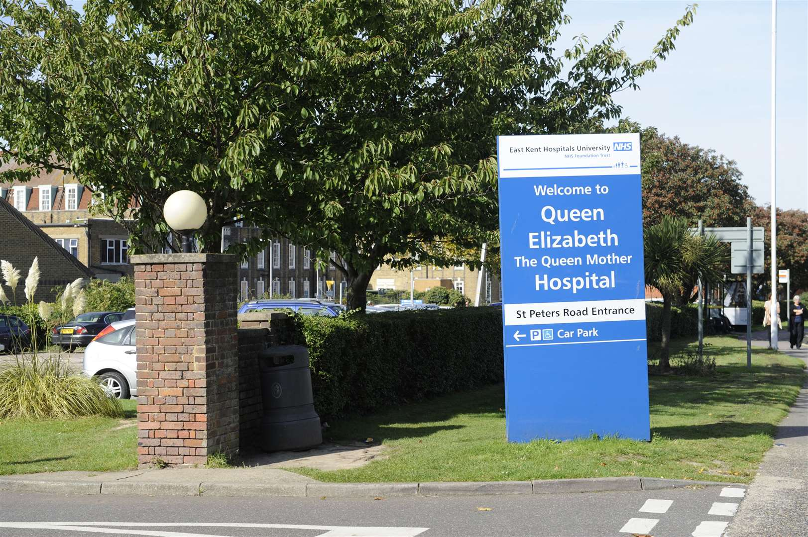 Queen Elizabeth Queen Mother Hospital, Margate. Picture: Tony Flashman FM4037792